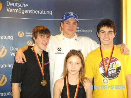 DVAG Cup 200 mit Paul Biedermann